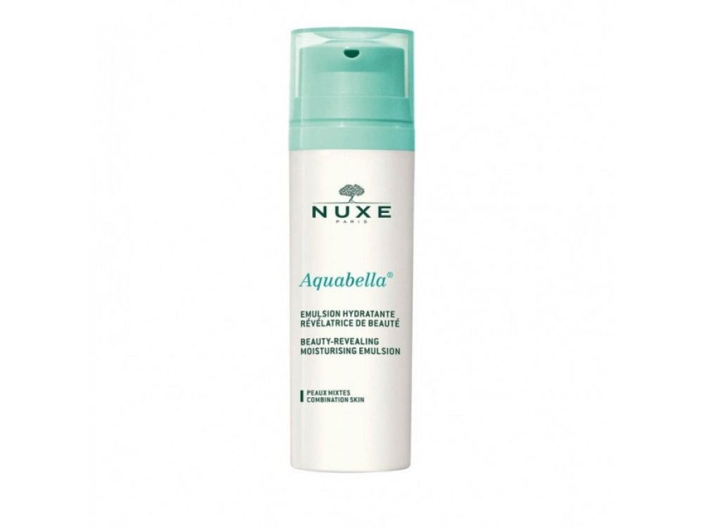 Nuxe Aquabella Beauty Revealing Moisturising Emulsion Ενυδατική Προσώπου Ελαφριάς Υφής 50ml