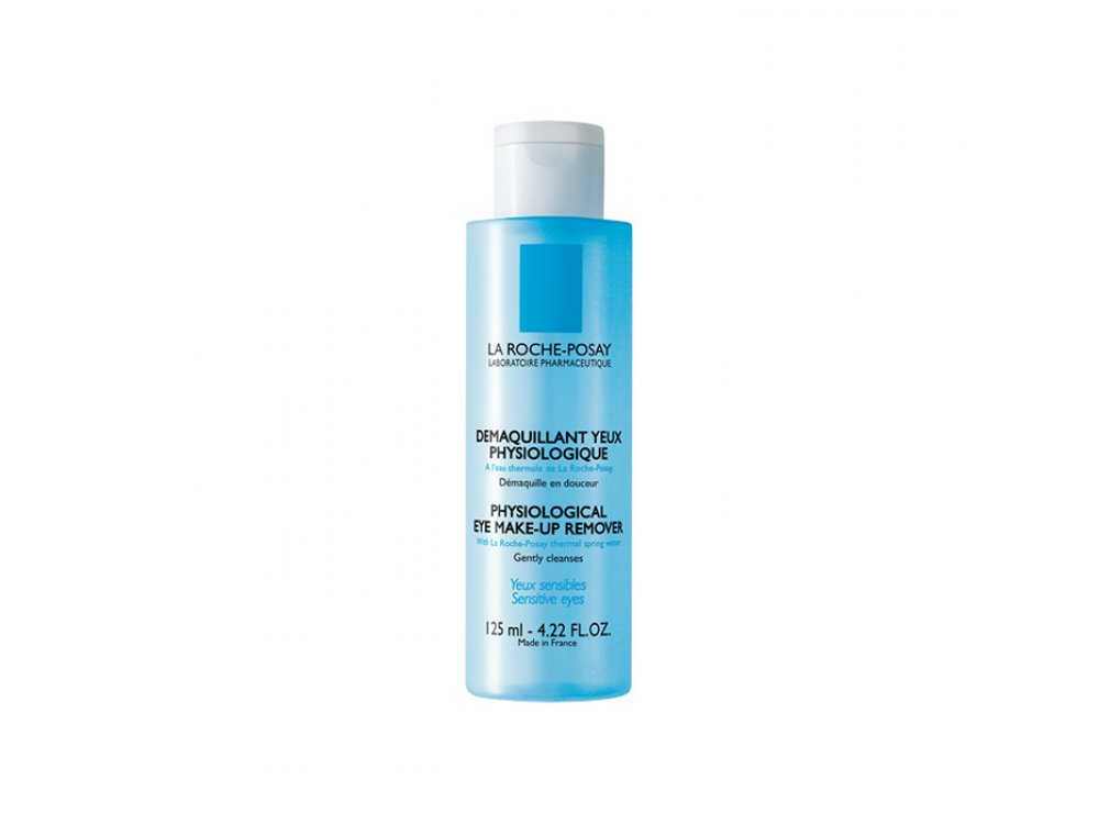 LA ROCHE POSAY PHYSIOLOGICAL LOTION DEMAQUILLANT YEUX 125ML