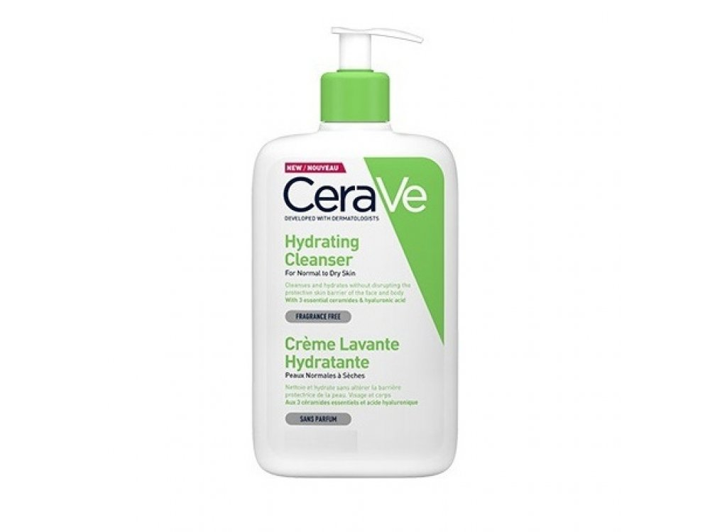 CERAVE HYDRATING CLEANSER 33,8OZ (1L)