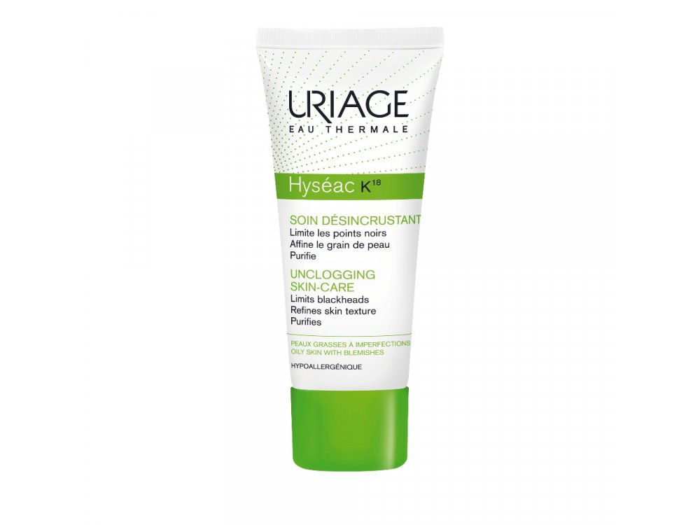 URIAGE HYSEAC K18 T 40ML