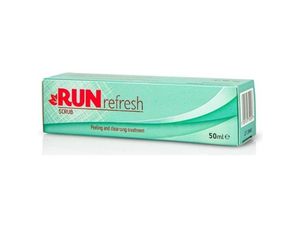 Medimar RUN Refresh Scrub 50m, Scrub με απολεπιστική δράση