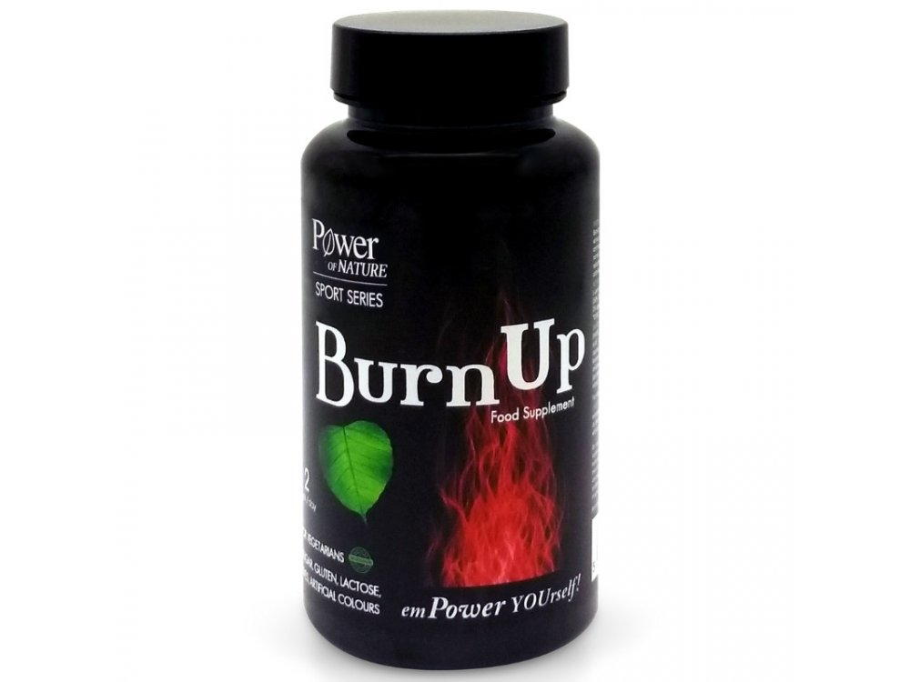 POWER HEALTH BURN UP CAPS 60