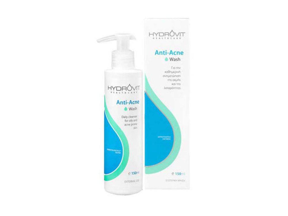 HYDROVIT Anti-Acne Wash 150 ml