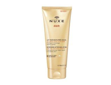 Nuxe Sun Refreshing After Sun Lotion, Αναζωογονητική Λοσιόν για μετά τον Ήλιο για Πρόσωπο & Σώμα, 200ml
