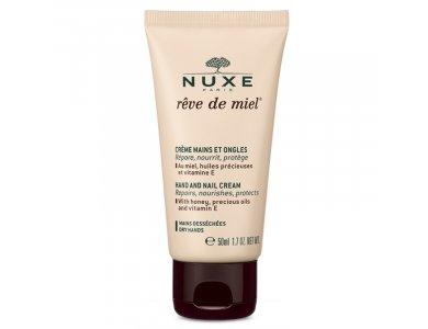 Nuxe Reve De Miel Cream Mains Et Ongles, Κρέμα για Ξηρά Χέρια/Νύχια 50ml