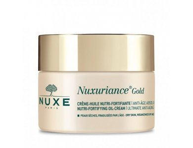 Nuxe Nuxuriance Gold Nutri-Fortifying Oil-Cream Ultimate Anti-Aging for Dry Skin 50ml