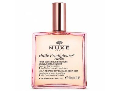 Nuxe Huile Prodigieuse Florale Ξηρό Λάδι για Πρόσωπο, Σώμα & Μαλλιά με Άρωμα Florale, 50ml