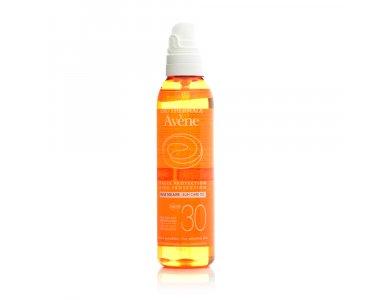 Avene Sois Solaires Huile SPF30, Spray Αντηλιακό Λάδι 200ml