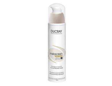 Ducray Melascreen Photo-Aging Creme Nuit Regenerante, Αντιγηραντική Κρέμα Νυκτός Κατά των Πανάδων/Κηλίδων 50ml