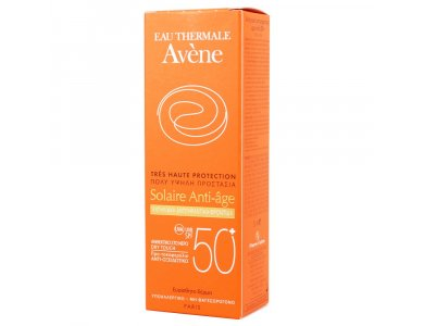 AVENE CREME SOLAIRE ANTIAGE 50+  50 ML