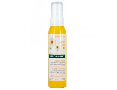 Klorane Promo Camomille Με Χαμομήλι Φροντίδα Μαλλιών με Εκχύλισμα Χαμομηλιού και Μέλι 125ml