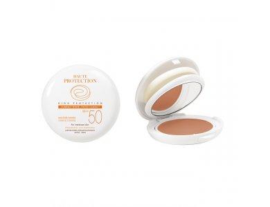 Avene Soins Solaires Compact Teinte SPF50+ Dore, Αντιηλιακό Make-up 10gr