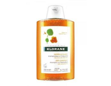 KLORANE SHAMPOO CAPUCINE 200ML