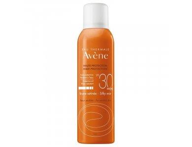 Avene Soins Solaires Brume Satinee SPF30 Αντηλιακό Mist για Πρόσωπο & Σώμα, 150ml