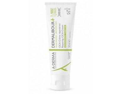 A-derma Dermalibour Cica-Cream, Κρέμα για Πρόσωπο και Σώμα 24ωρης Διάρκειας, 100% Φυσικής Προέλευσης, 50ml
