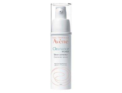 Avene Cleanance Women Corrector Serum Διορθωτικός Ορός για Δέρμα με Ατέλειες, Ανομοιόμορφη Υφή & Διεσταλμένους