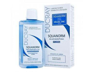 Ducray Squanorm Lotion για Πιτυρίδα - Κνησμός 200ml