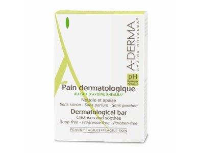 A-Derma Soins Originels Pain Dermatologique, Σαπούνι σε Στέρεη Μορφή για Ευαίσθητο Δέρμα 100gr