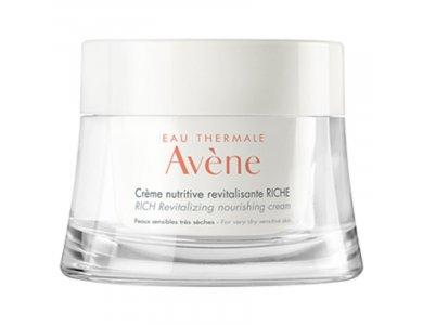 Avene Creme Nutritive Compensatrice Riche, Θρέφει & Καταπραϋνει το Ξηρό Δέρμα 50ml