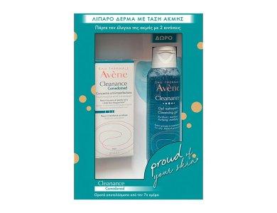 Avene Promo για Λιπαρό Δέρμα με τάση Ακμής Cleanance Comedomed 30ml & Δώρο Cleanance Gel Nettoyant 100ml