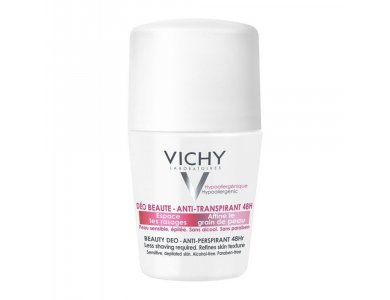 VICHY DEODORANT IDEAL FINISH 48h ROLL-ON 50ML