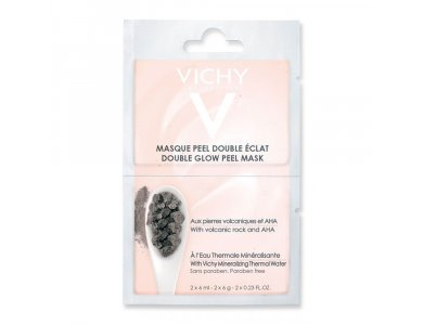 VICHY GLOW MASK SACHET 2X6ML