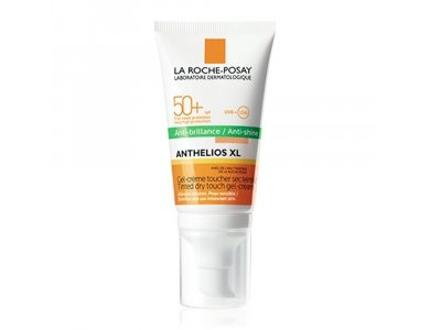 La Roche Posay Anthelios XL Anti-Shine Tinted Dry Touch Gel-Cream SPF50, Αντηλιακή Gel-Κρέμα Προσώπου με Χρώμα
