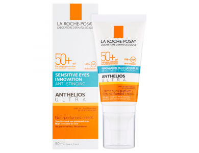 La Roche Posay Anthelios SPF50+ Hydrating Cream Non Perfumed 50ml