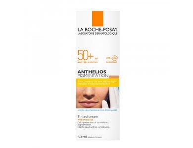 La Roche Posay Anthelios Pigmentation SPF50+ Tinted, Αντηλιακή για Δέρμα με Τάση Υπερμελάγχρωσης με Χρώμα 50ml