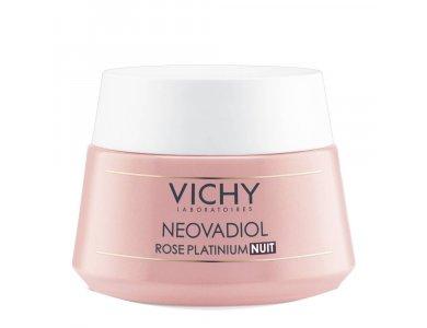 VICHY ROSE PLATINIUM NIGHT 50ML