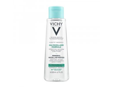 VICHY MICELLAIRE WATER OILY 200 ML