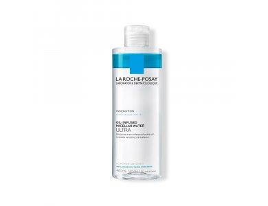 La Roche Posay Oil-InfusedMicellar Water Ultra Διφασικό Νερό Καθαρισμού, 400ml