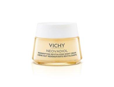 Vichy Neovadiol, Κρέμα Νύχτας για την Επιδερμίδα στην Περιεμμηνόπαυση Υποαλλεργική, 50ml