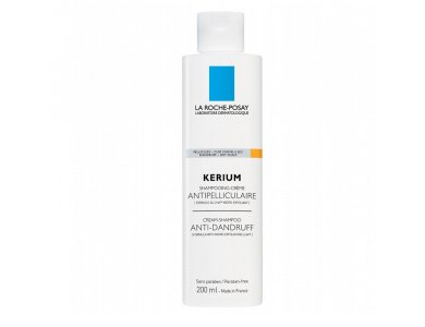 La Roche Posay Kerium Antipelliculaire Creme Shampoo Dry Hair 200ml