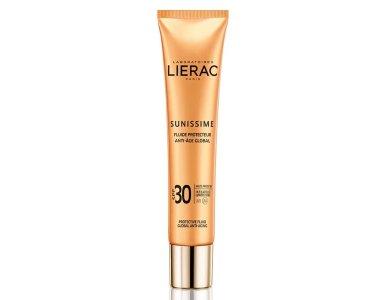 Lierac Sunissime Fluide Protecteur Energisant Anti-Age Global SPF30 Αντηλιακή/Αντιγηραντική Προσώπου 40ml