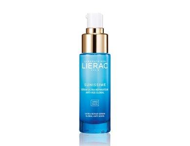 Lierac Sunissime Ultra Repair Serum Global Anti Aging, Αντιγηραντικός Ορός Προσώπου Άμεσης Επανόρθωσης, 30ml