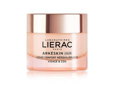 Lierac Arkeskin Rebalancing Comfort Day Cream Κρέμα Ημέρας για τα Σημάδια της Εμμηνόπαυσης στο Δέρμα, 50ml
