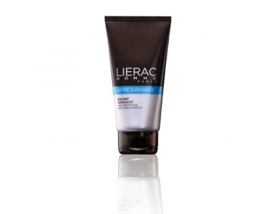 Lierac Homme Baume Apaisant Ενυδατικό Aftershave Κατά των Ερεθισμών, 75 ml