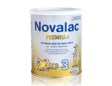 NOVALAC PREMIUM 3 - 400GR