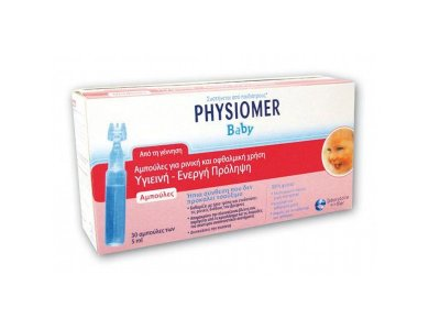 PHYSIOMER UNIDOSES 30TMX