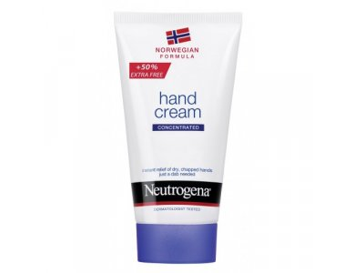 NEUTROGENA HAND CREAM SCENTED 75ML +50% EXTRA