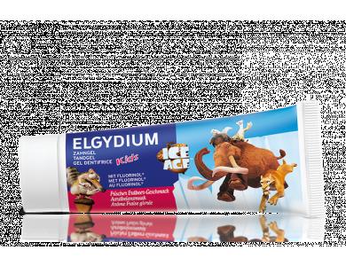 Elgydium Kids Ice Age Strawberry Toothpaste, Παιδική Οδοντόπαστα 2-6 ετών με γεύση Φράουλα, 50ml