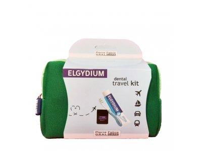 Elgydium Dental Travel Kit Green 1τμχ