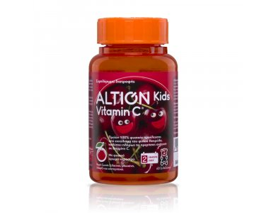 ALTION KIDS VITAMIN C 60 ΖΕΛΕΔΑΚΙΑ