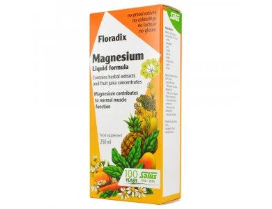 Power Health Floradix Magnesium Liquid Mineral Supplement 250ml