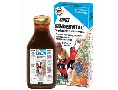 Power Health Kindervital Παιδικές Πολυβιταμίνες Για την Άμυνα του 'Οργανισμού 250ml
