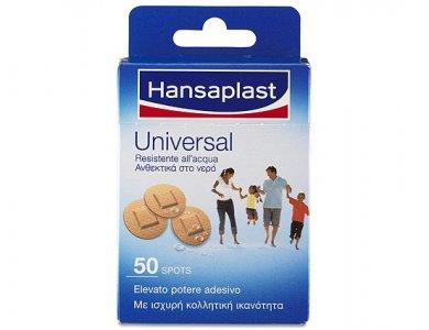 HANSAPLAST Universal Round Strips 50 spots
