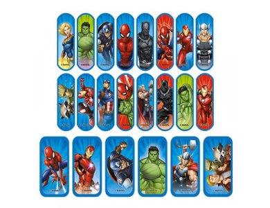 Hansaplast Marvel Αυτοκόλλητα Επιθέματα, 20 strips