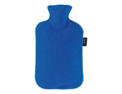 FASHY Fleece 6530, Θερμοφόρα Νερού Μπλε, με Κάλυμα Fleece - 2lt