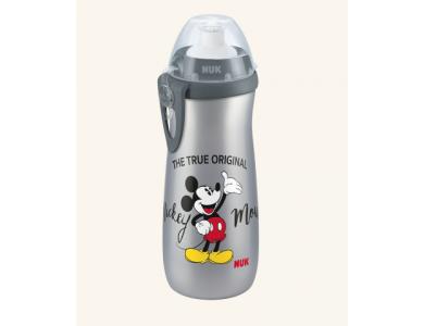 Nuk Παγουράκι Sports Cup Disney Mickey με Καπάκι Push-Pull 450ml